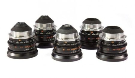 Zeiss Standards -  Prime Lens set