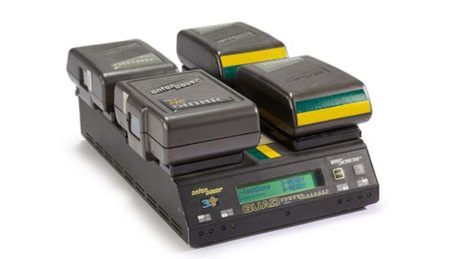 Anton Bauer Batteries & Charger