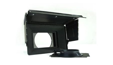 "ARRI LMB-15 4x5.65"" Matte Box  Clip-on 2 or 3 stage."