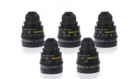 ARRI UltraPrimes Lens Set