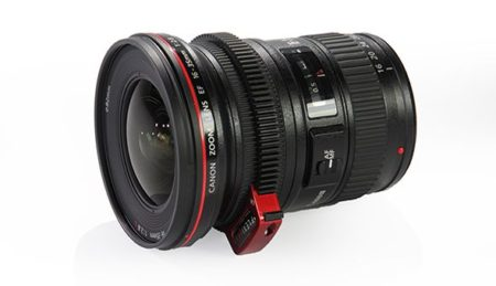 Canon L MKII 16-35 mm Zoom Lens