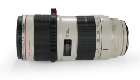 Canon L  MKII 70-200 Zoom Lens