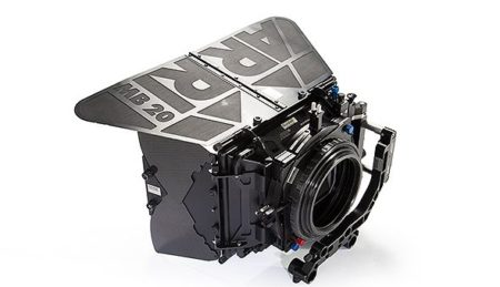"ARRI MB-20 4 x 5.65"" Matte Box Swing Away 2 stage."
