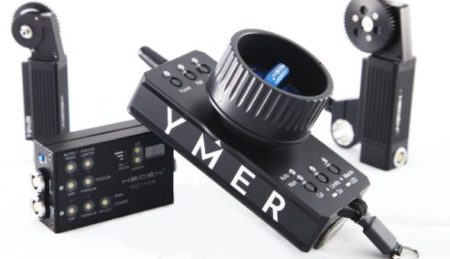 Heden - Ymer - 2 Channel Remote Follow Focus
