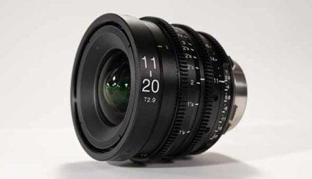 Tokina 11-20mm Full Frame Zoom